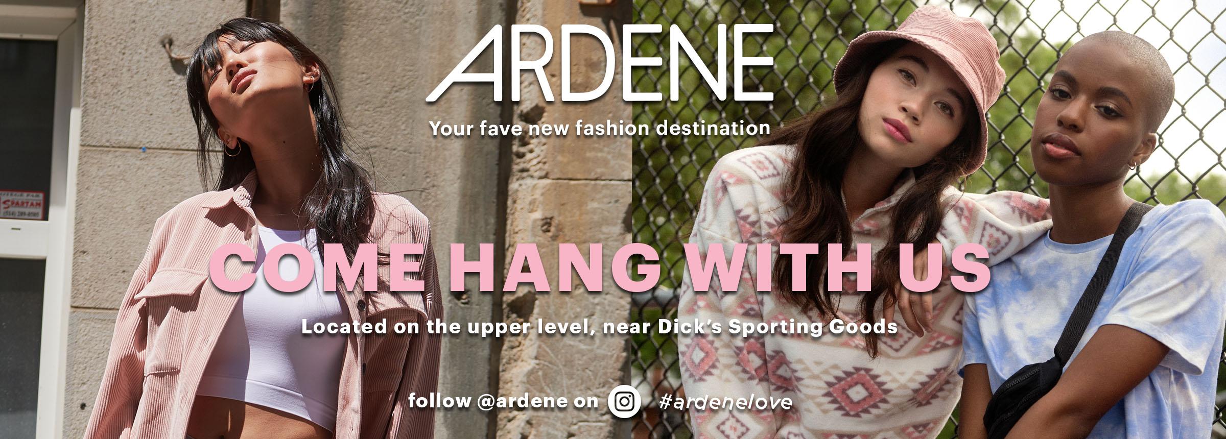 Ardene Now Open Web Banner 2400x860