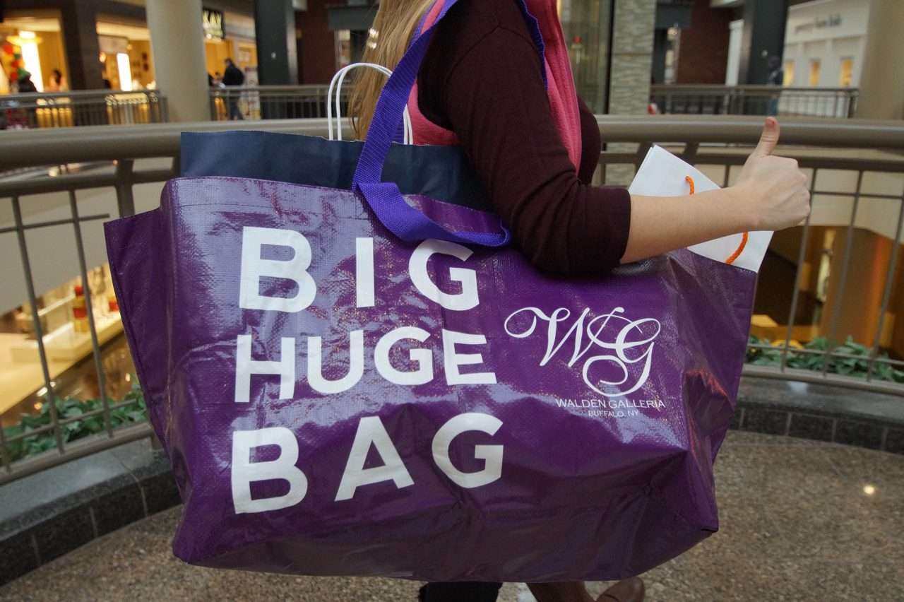 Big Huge Bag Walden Galleria