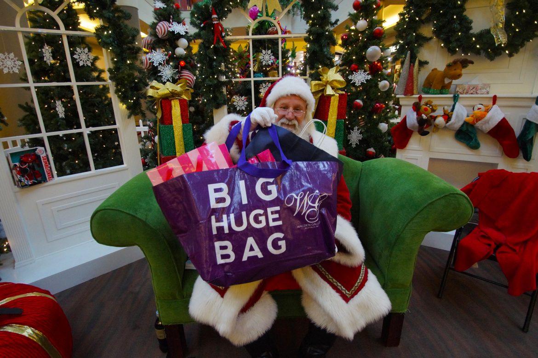 big huge bag