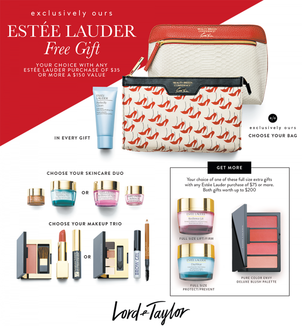 FREE Estee Lauder Gift with any $35 Purchase! - Walden Galleria