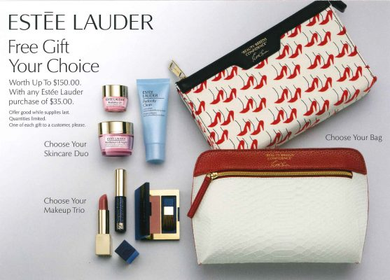 Estee Lauder FREE Gift with Purchase! - Walden Galleria