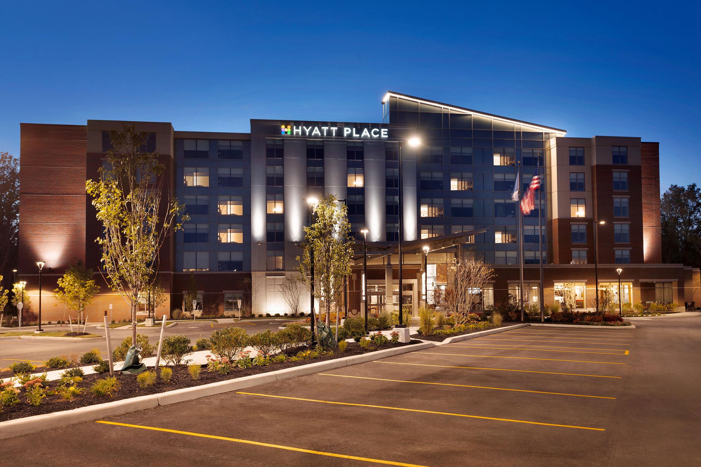 Hyatt+Place+Buffalo-Amherst+-+Exterior+-+1070783