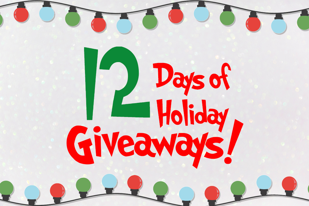 2018 12 Days of Holiday Giveaways Featured Image 1000x667