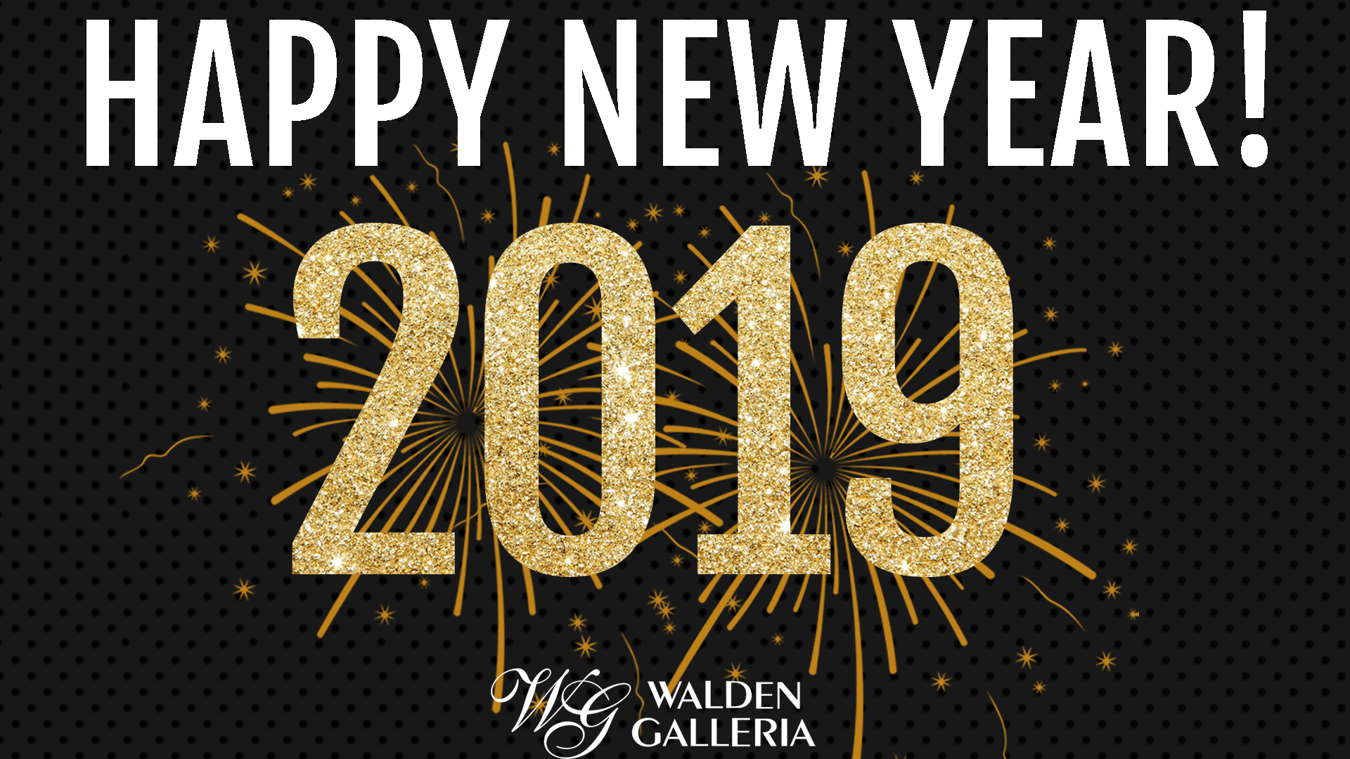New Year S 2019 Celebrations At Walden Galleria Walden Galleria