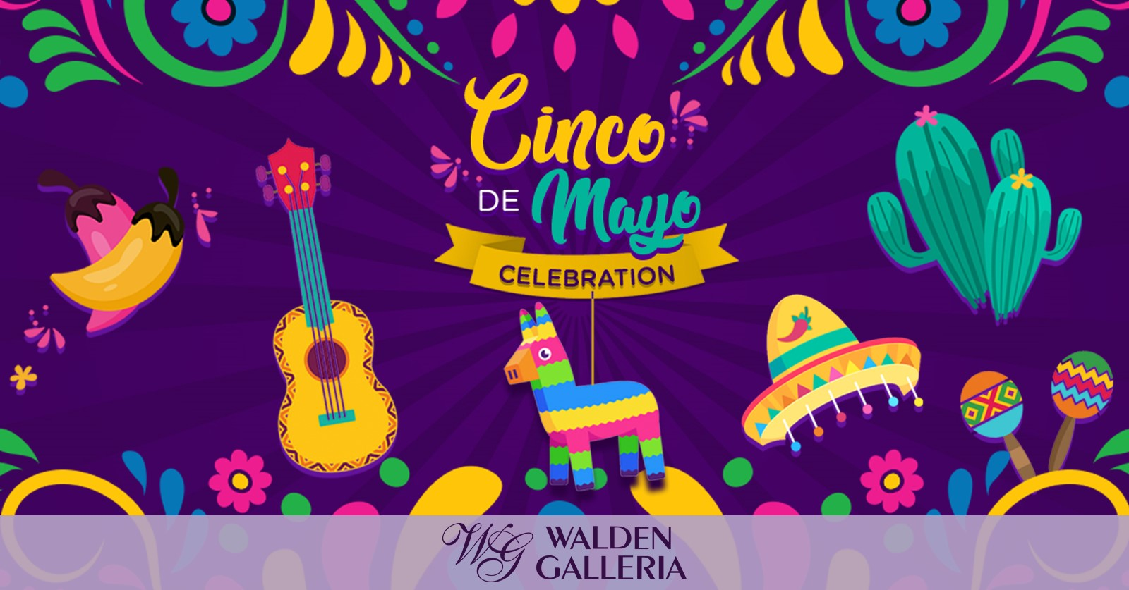 2019 Cinco De Mayo FB Ad
