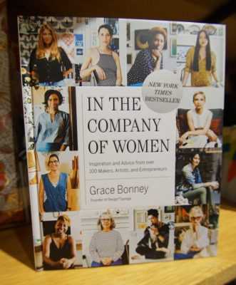 anthropologie in the company of women book