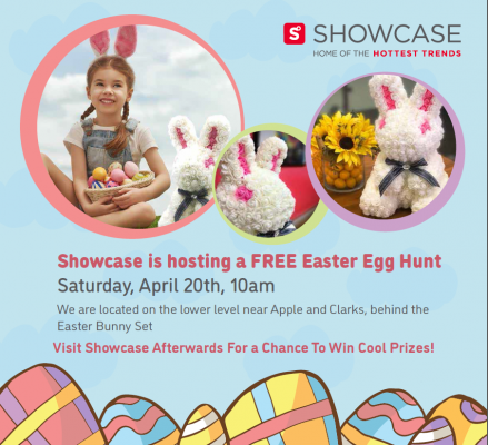 showcase easter graphic