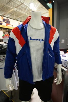 dicks champion jacket and tank