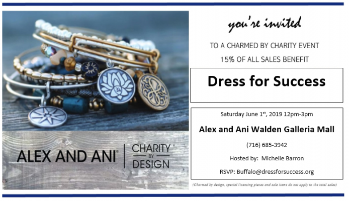 dress for success alex and ani charmed by charity