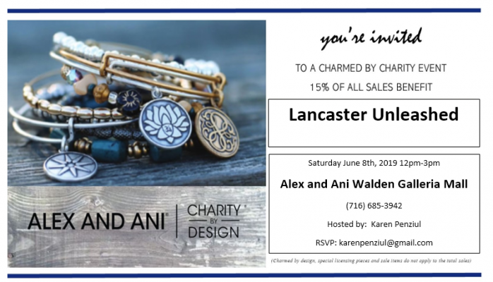 lancaster unleashed charmed by charity