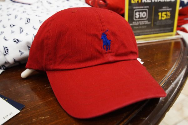 lord and taylor mens polo cap