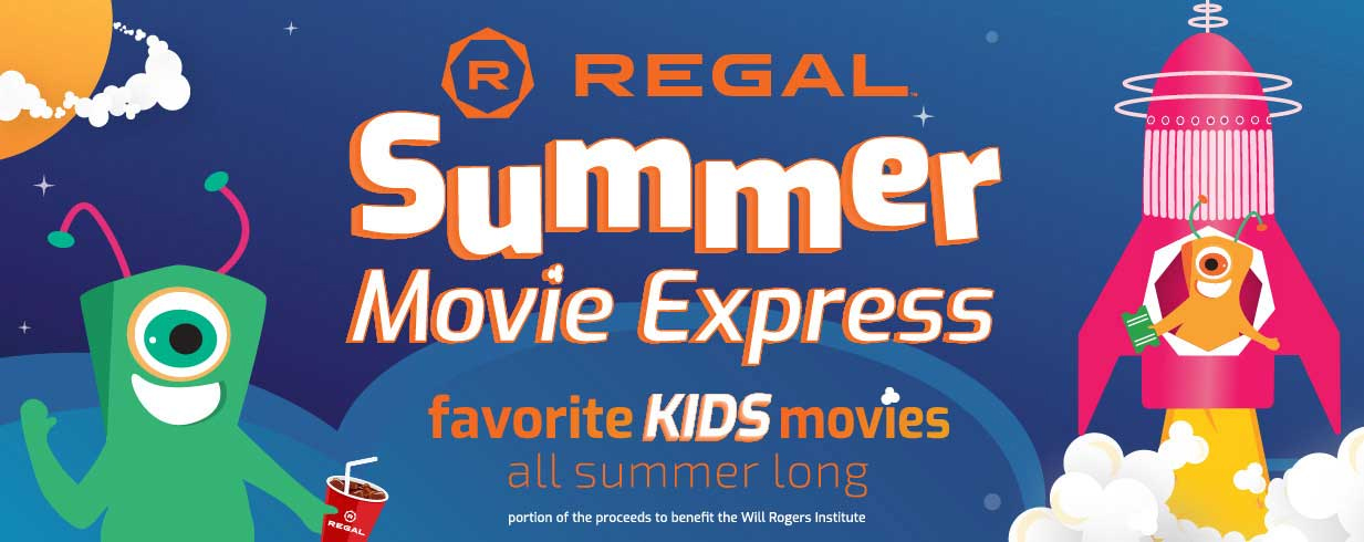 Regal Summer Movie Express Blog Image