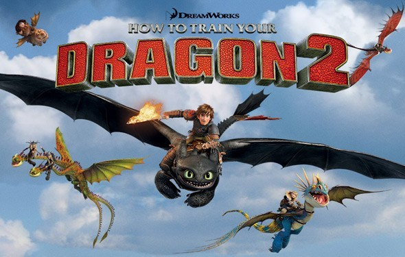 dragon2 movie poster
