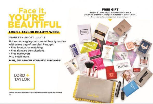 Beauty Week Free Gift