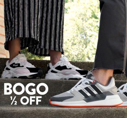 Famous Footwear BOGO US July 19