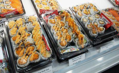 sushi q sushi packaged