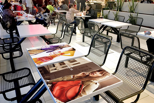 Table Top Graphics
