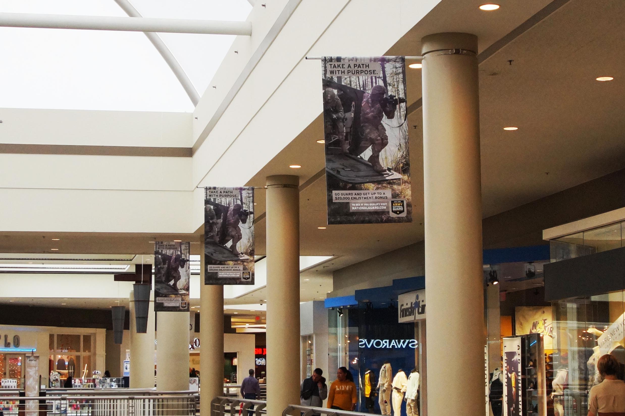WG Army Column Banners