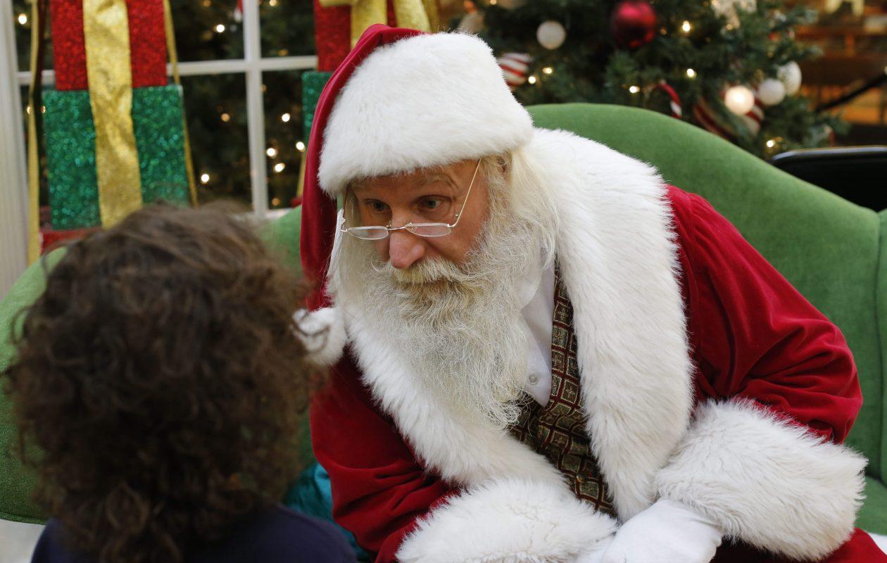 Santa Buff News