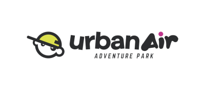 Urban Air Logo script transparent