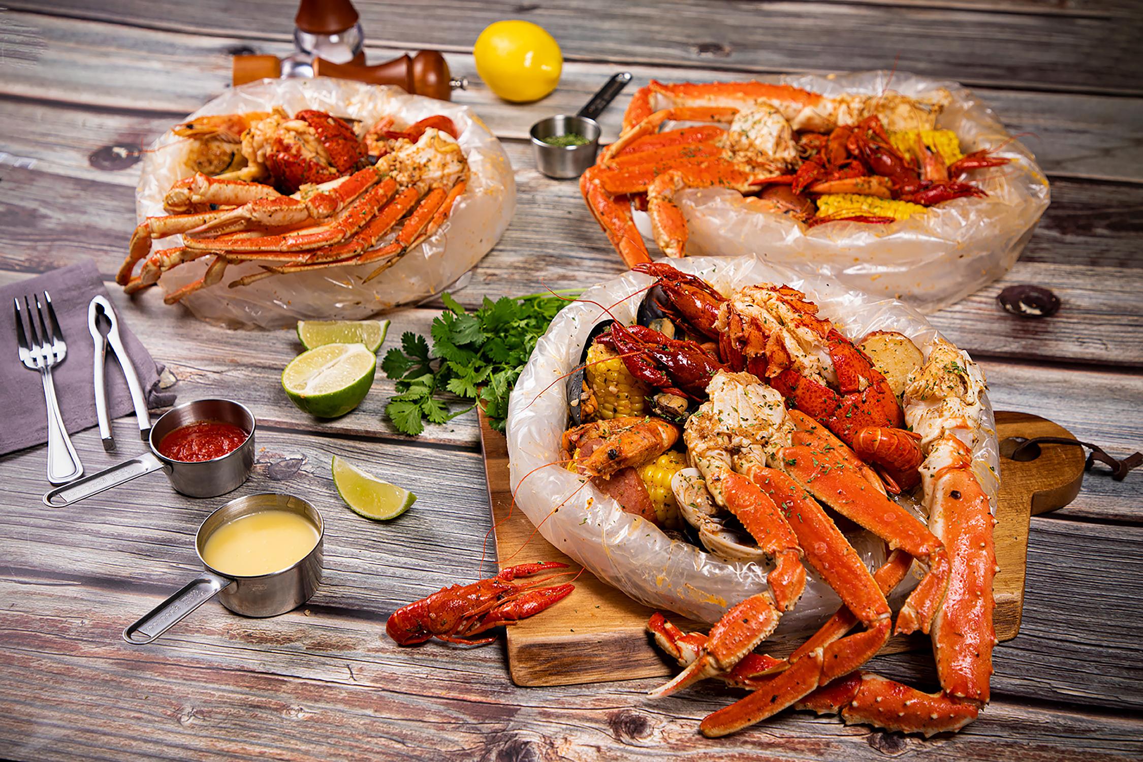 Aloha Krab Food Image 6