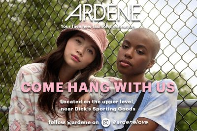 Ardene Now Open Web Feature