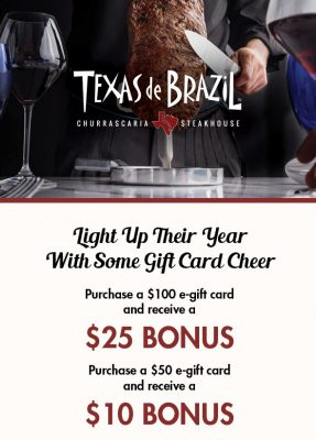 holiday gift card media alert 2020