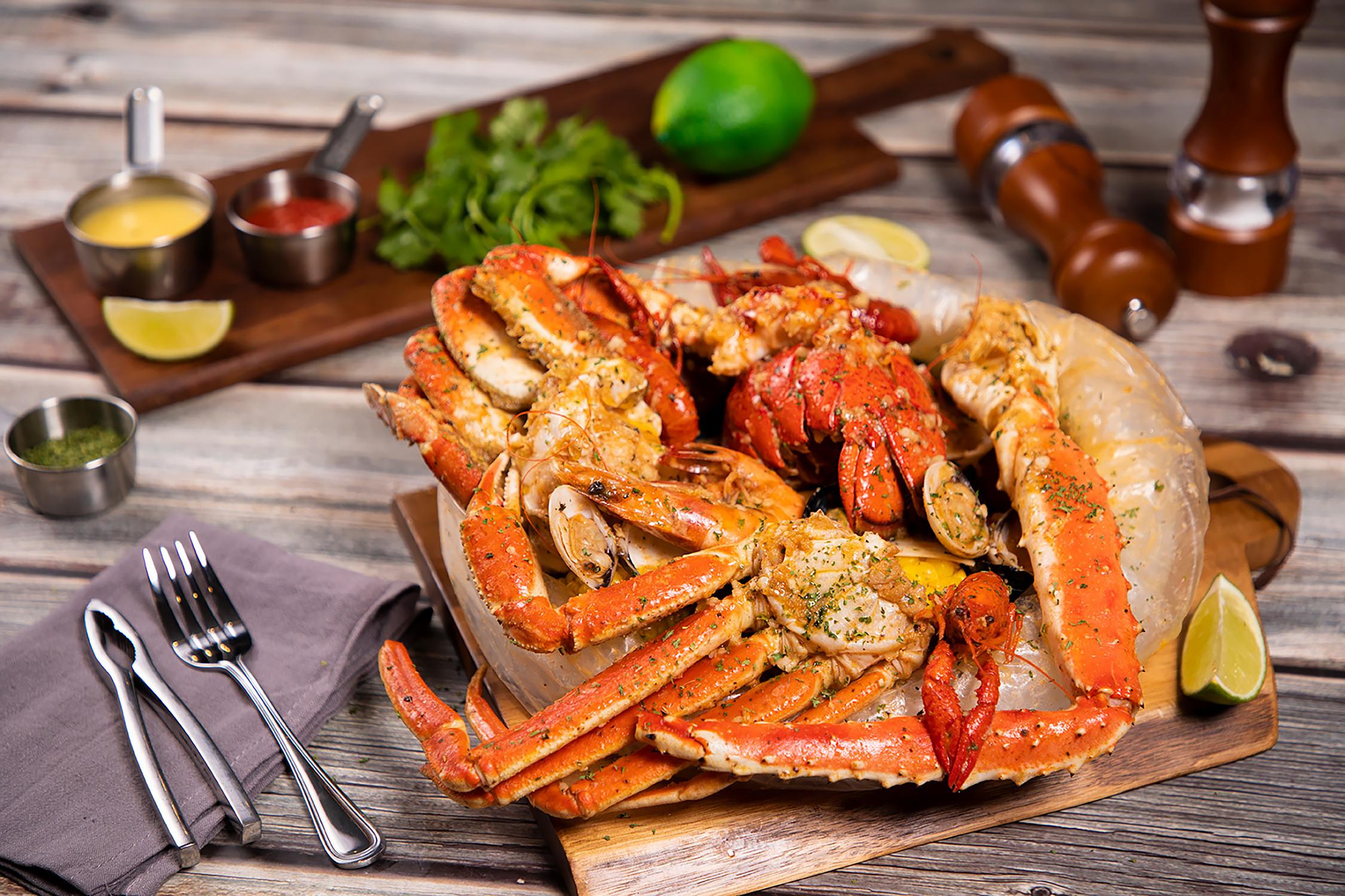 Aloha Krab Food Image 4