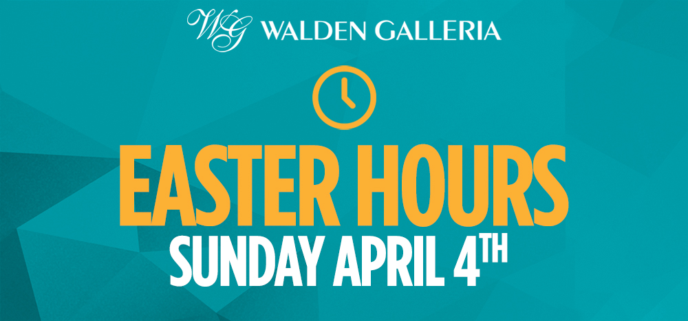 Easter Hours Blog Image