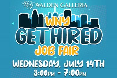 WNY Get Hired Job Fair Website Feature Image