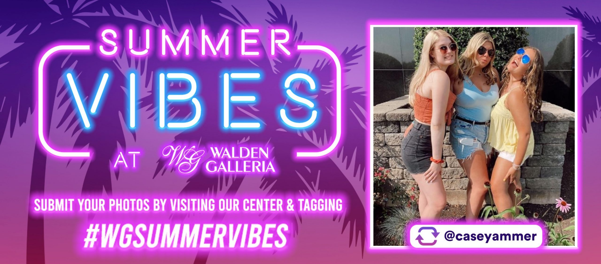 Summer Vibes Blog Page Post