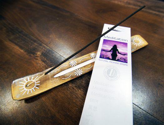 EB SOB Meditation Incense
